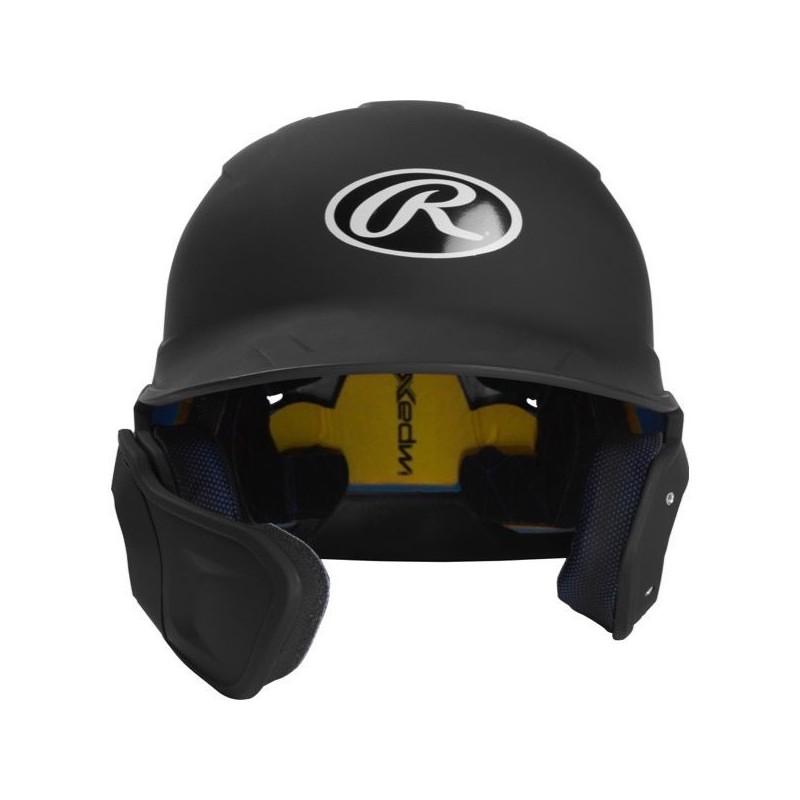 Rawlings Helmet MACHEXTL with LHB Mext SR.