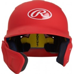 Rawlings Helmet MACHEXTL with LHB Mext JR.