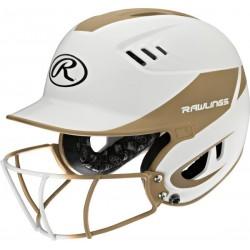 Rawlings R16H2FGS VELO met softbalmasker-Gold