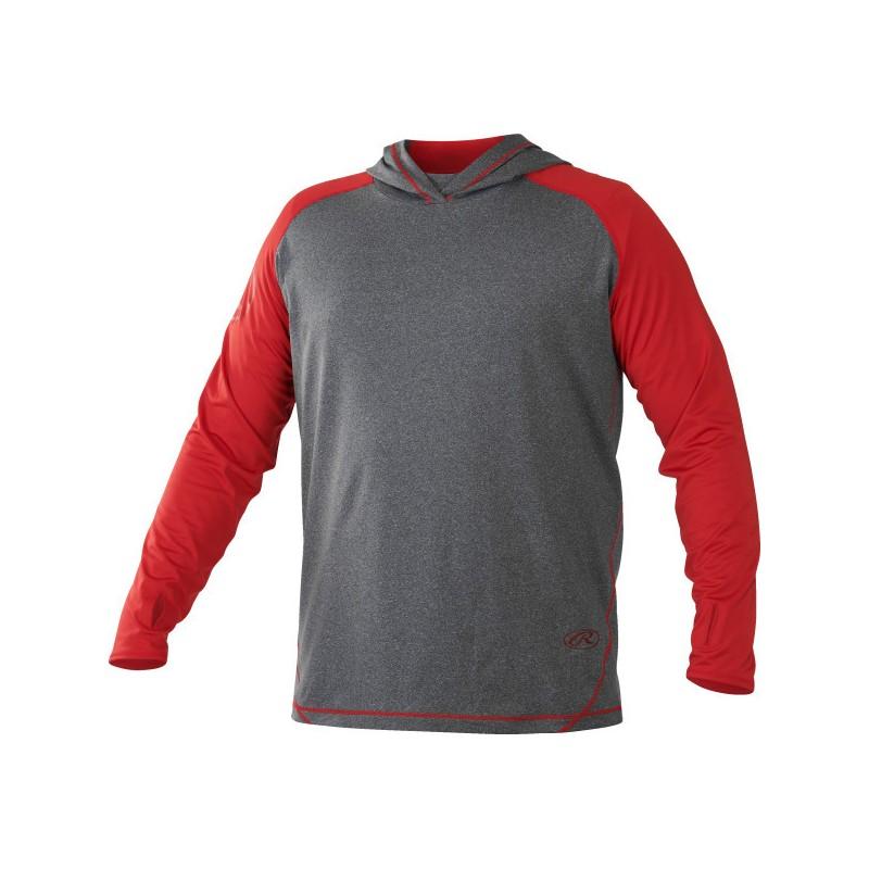 lichtgewicht hoodie Rawlings HLWH - 2