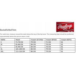 Rawlings PIN150 volwassen broek - 5