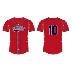 Team tenue O.V.V.O. Baseball Jerseys adult