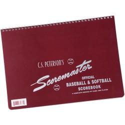 Rawlings Scoremaster Baseball Scorebook (17SB1) - 2