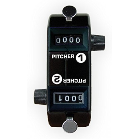 Rawlings Dual Pitch Counter - 1