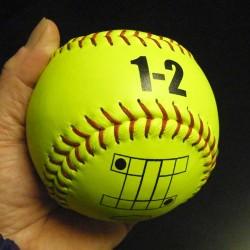 Jugs Perfect Pitch Softball (15PK) - 2