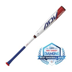 Honkbalknuppel Easton BB20ADVW ADV360 Stars & Stripes (-3)